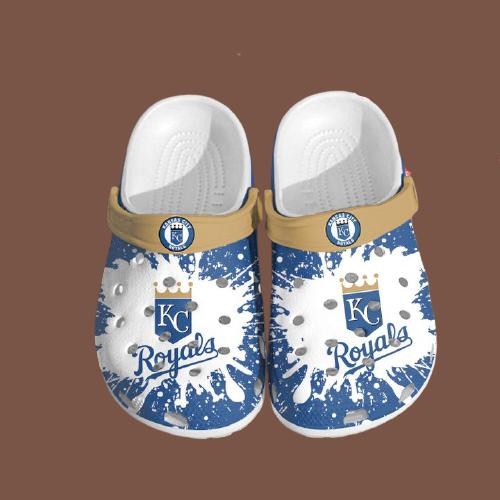 Mlb Kansas City Royals Crocs Clog Shoes5