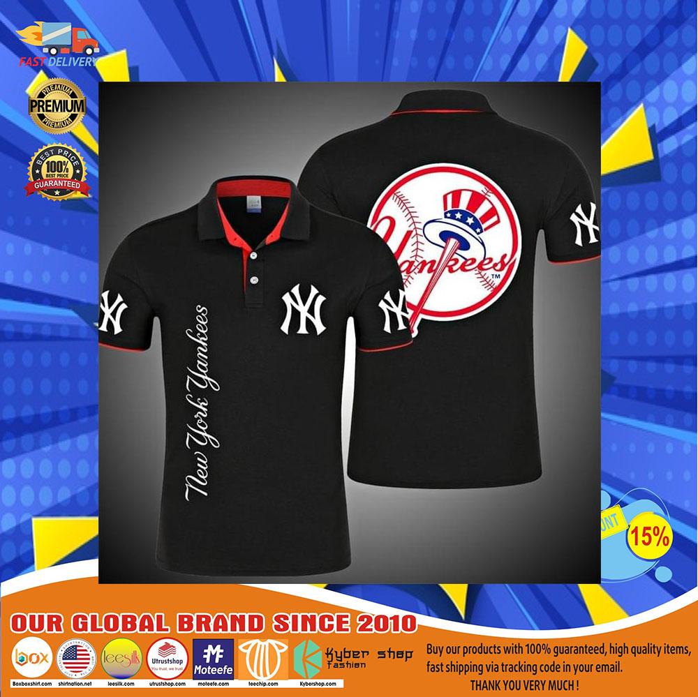 New York Yankees 3d polo shirt9