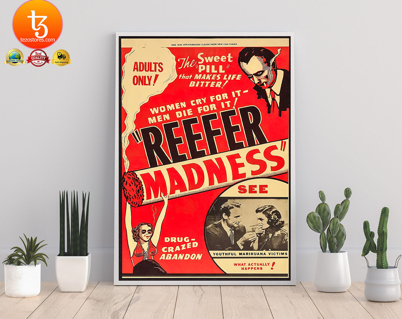 Reefer madness the movie poster 21