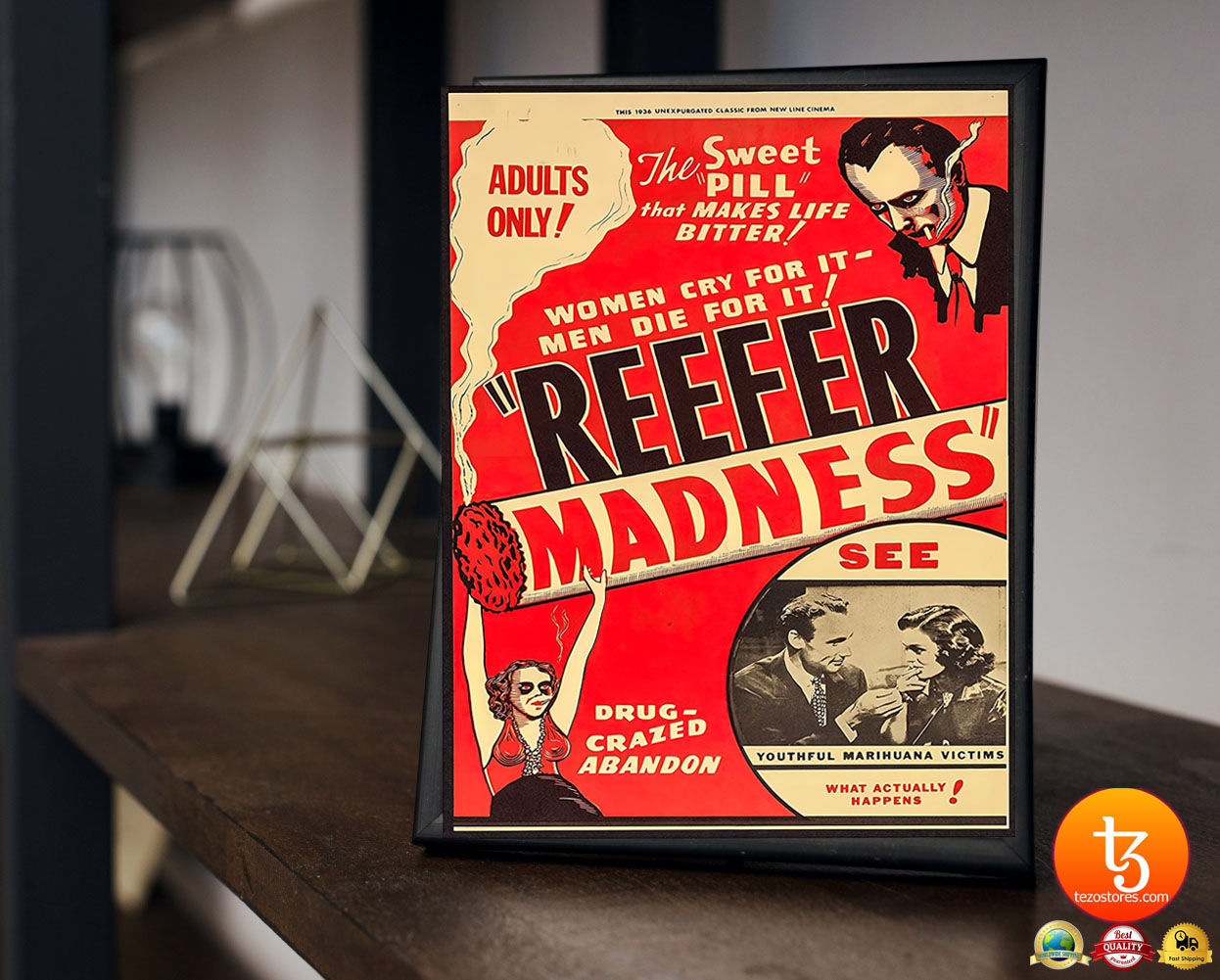 Reefer madness the movie poster 23