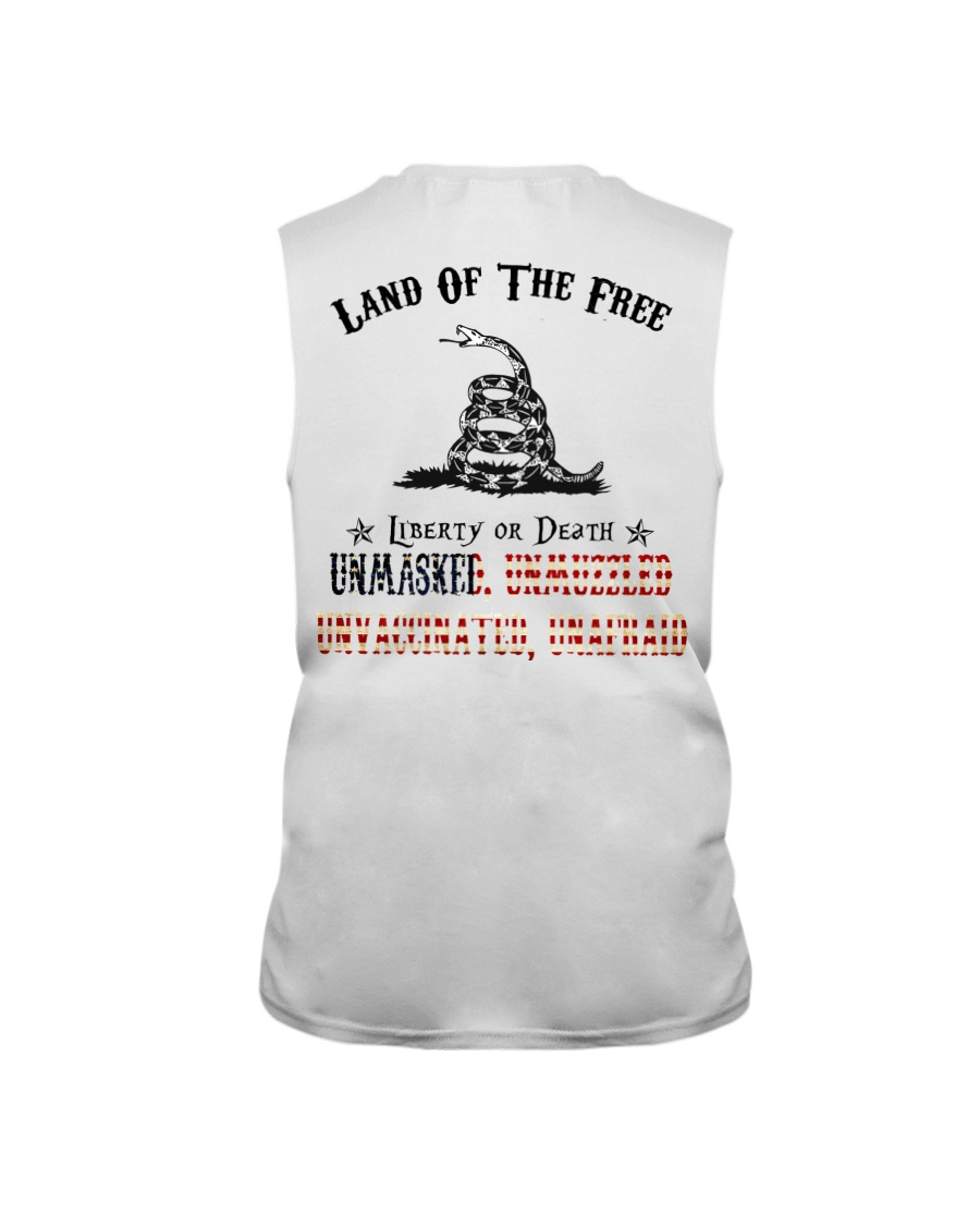 Snake Land Of THe Free Liberty Of Death Unmasked Shirt 23