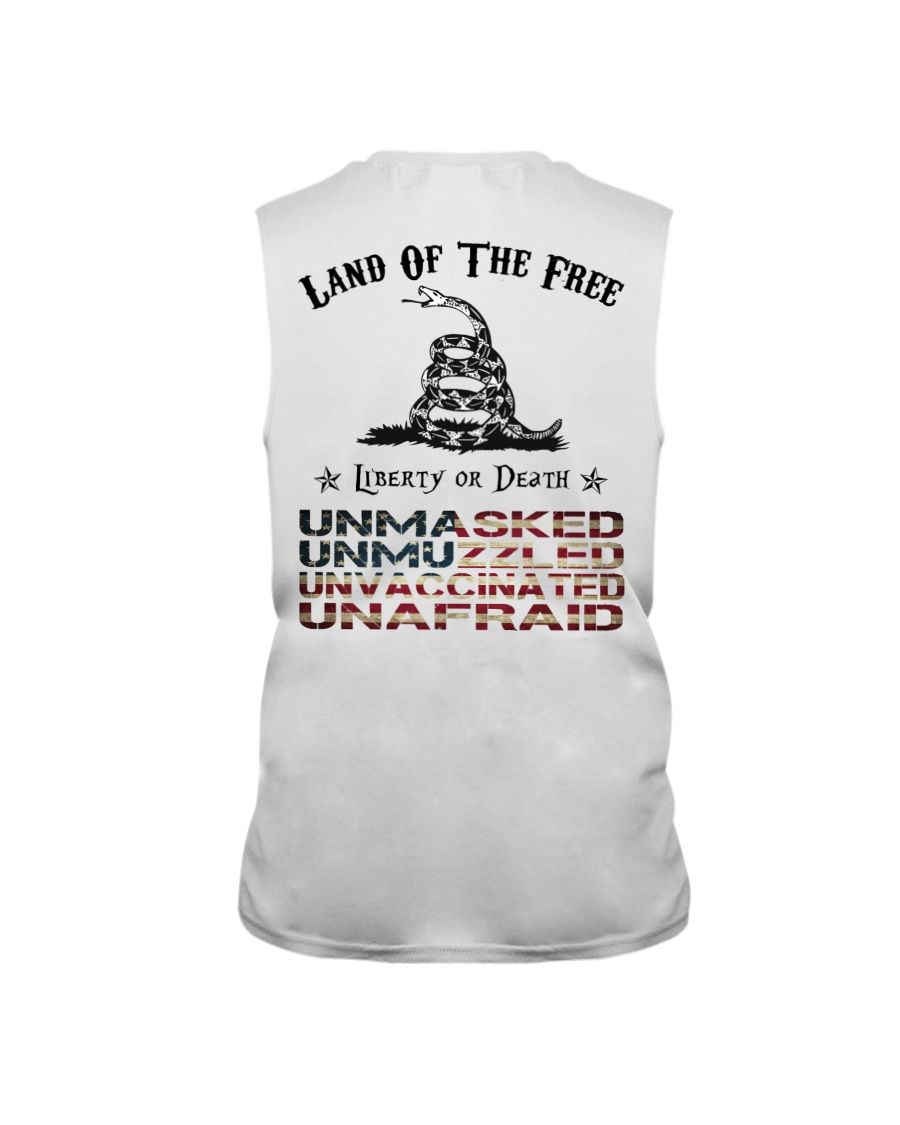 Snake Land Of The Free Liberty Or Death Shirt 25