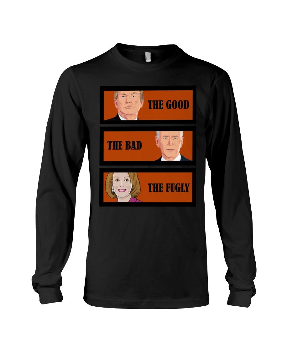 The Good Trump The bad Biden The Fugly Shirt 19