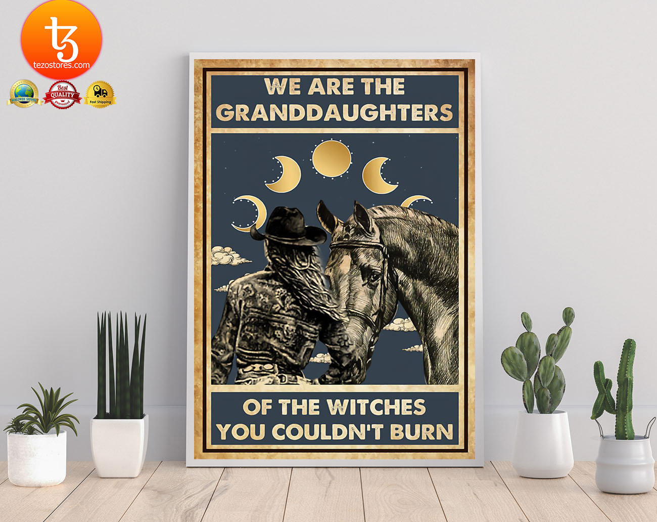 We are the granddaughters of the withches you coundn't burn poster 21