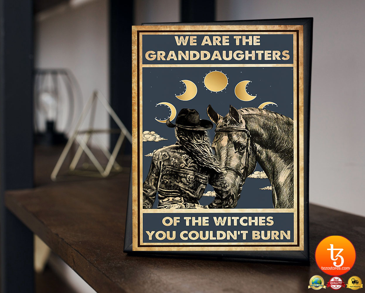 We are the granddaughters of the withches you coundn't burn poster 19