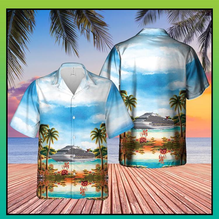 1 Cruise Ship Hawaiian Shirt3