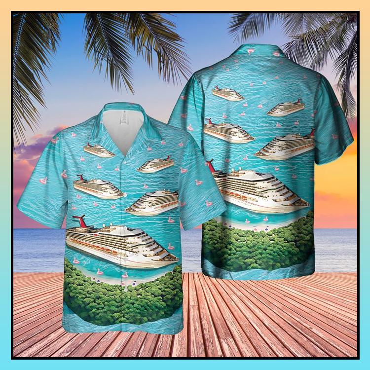 11 Cruise Ship Half Moon Cay Hawaiian Shirt