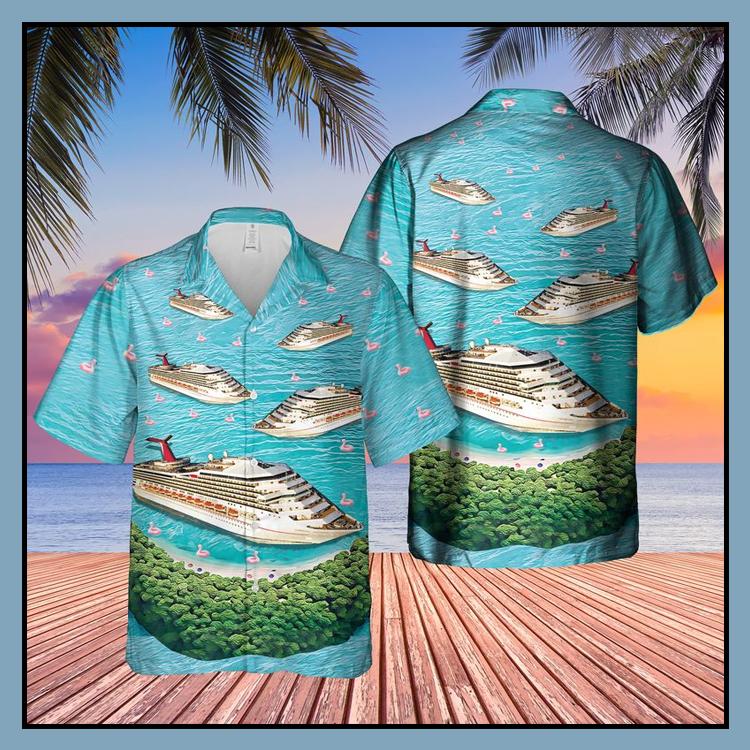 11 Cruise Ship Half Moon Cay Hawaiian Shirt2