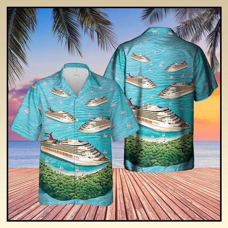 11 Cruise Ship Half Moon Cay Hawaiian Shirt3