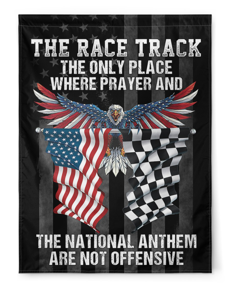 15 Dirt Track the race track the only place where prayer and the national anthem are not offensive 1