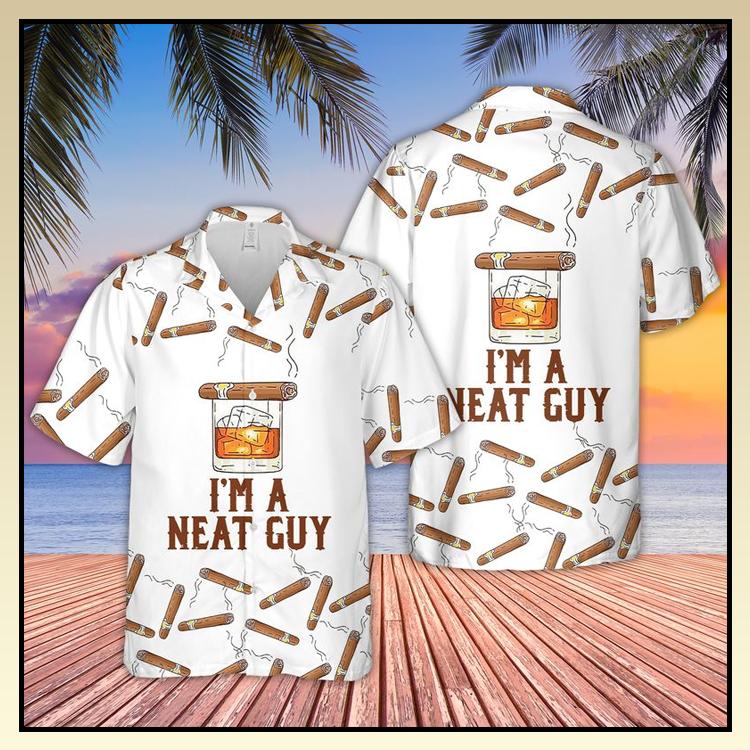 24 Bourbon Whiskey Hawaiian Shirt 1