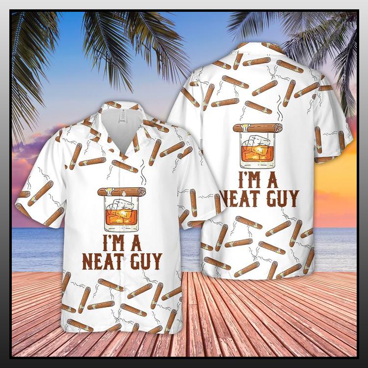 24 Bourbon Whiskey Hawaiian Shirt 2