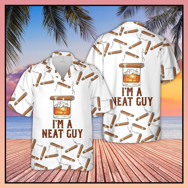 24 Bourbon Whiskey Hawaiian Shirt 4