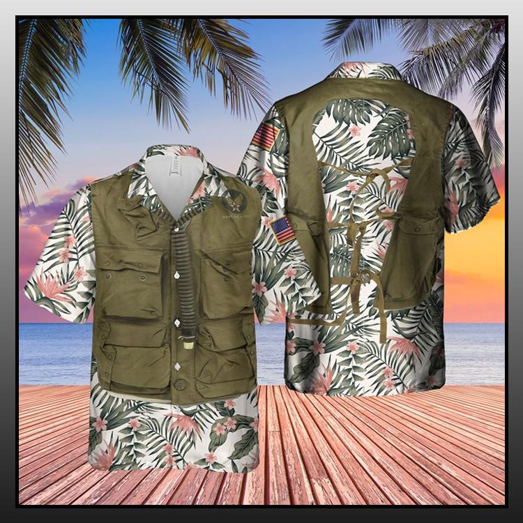 27 USAF SustenanceSurvival Vest Hawaiian Shirt 2