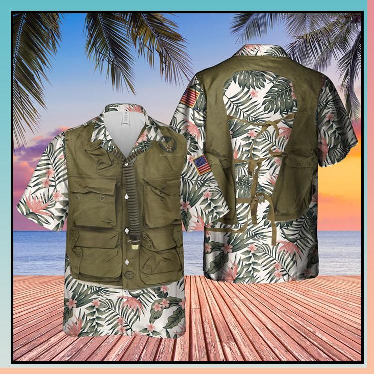 27 USAF SustenanceSurvival Vest Hawaiian Shirt 4