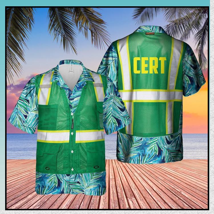 3 CERT Hawaiian Shirt 1