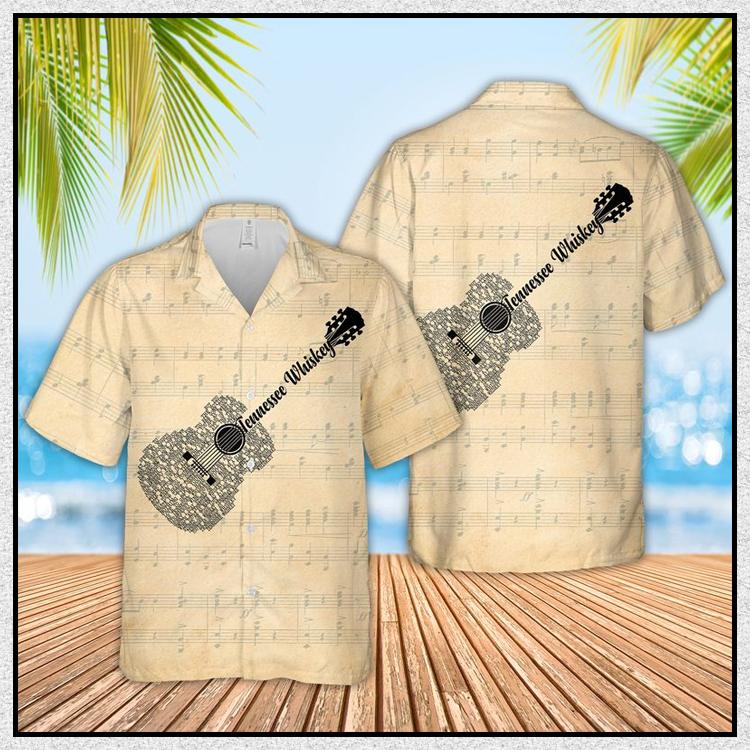 4 Tennessee Whiskey Hawaiian Shirt 1