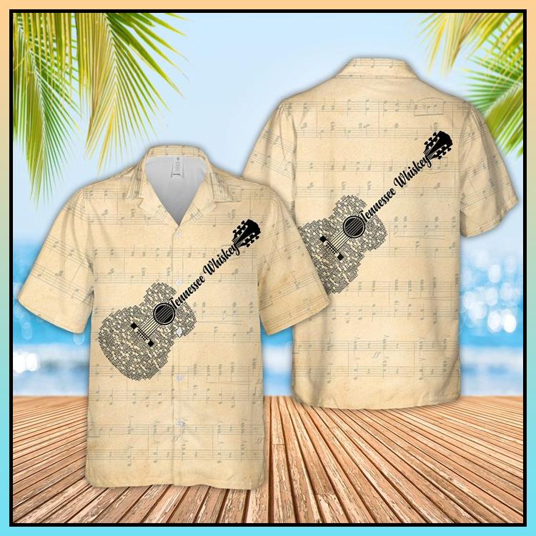 4 Tennessee Whiskey Hawaiian Shirt 3