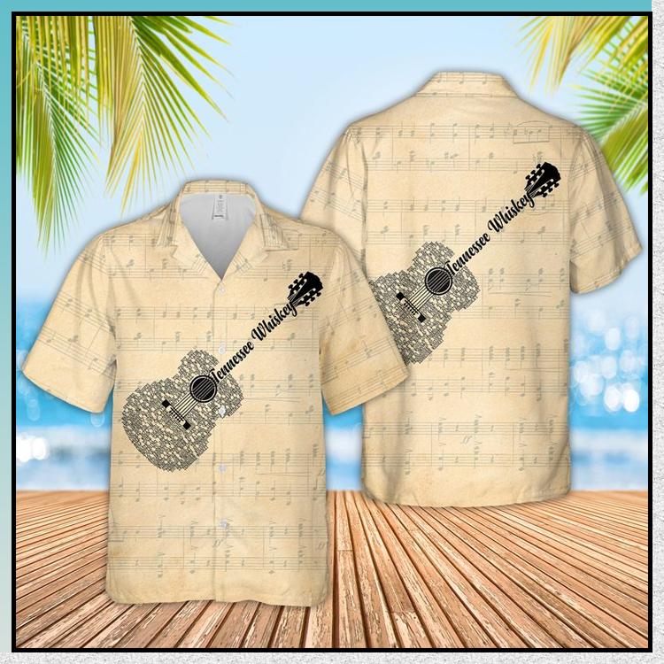 4 Tennessee Whiskey Hawaiian Shirt 4