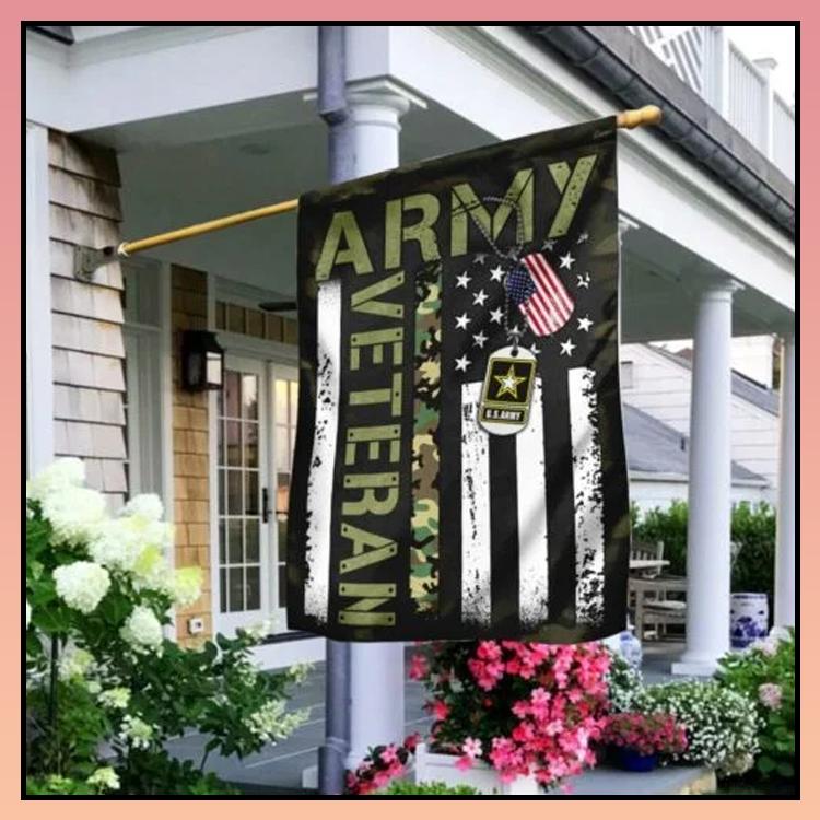 7 United States Army Veteran Flag 1 1