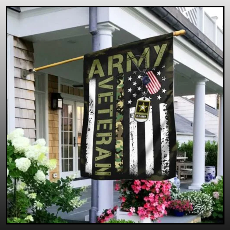 7 United States Army Veteran Flag 2 1