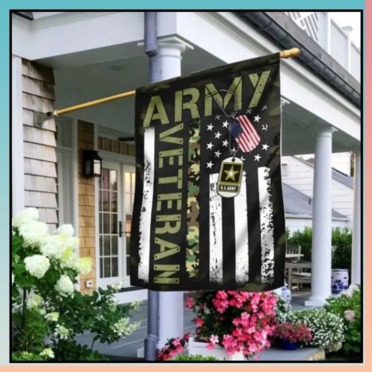 7 United States Army Veteran Flag 4 1
