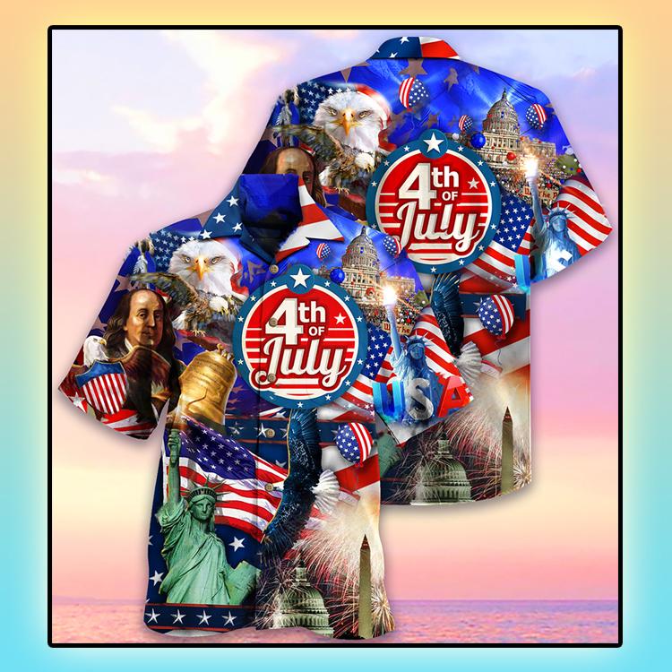 America 4Th love july Hawaiian4