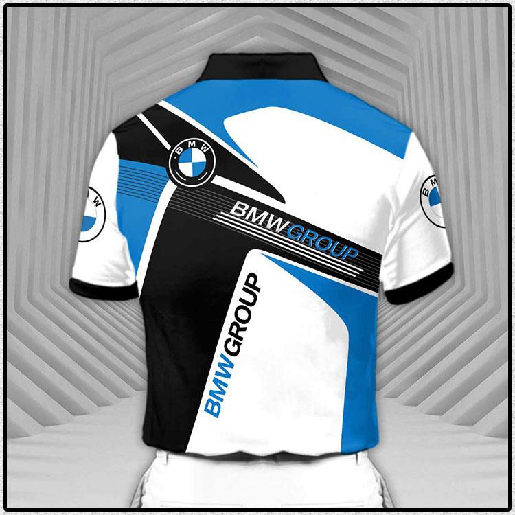 BMW Short Sleeve Polo Shirt3