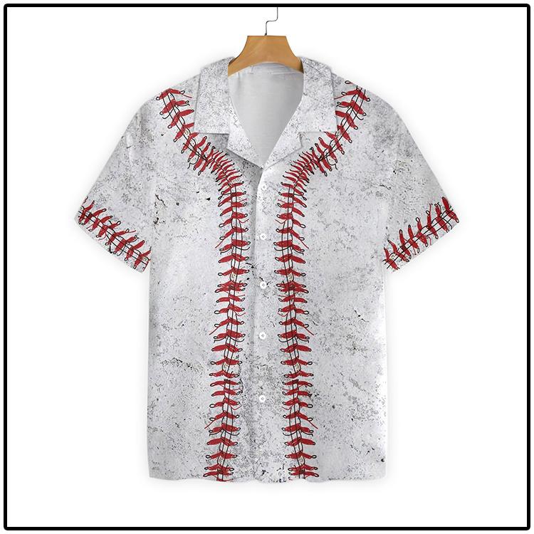 Baseball Is Life The Rest Is Just Details Baseball Hawaiian Shirt4
