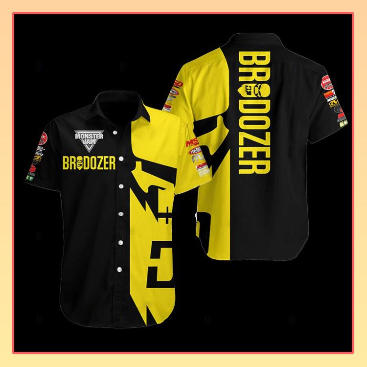 Brodozer Hawaiian Shirt3