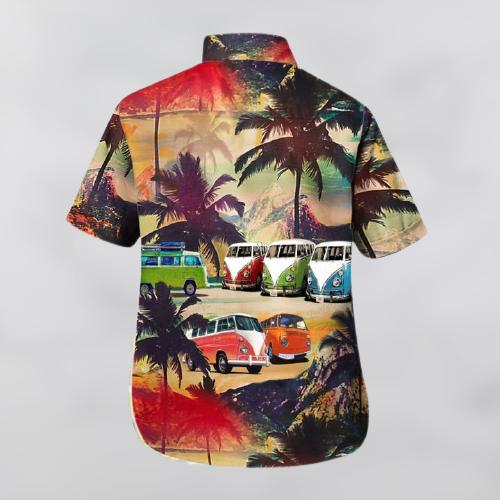 Bus Hawaii Shirt and Shorts3