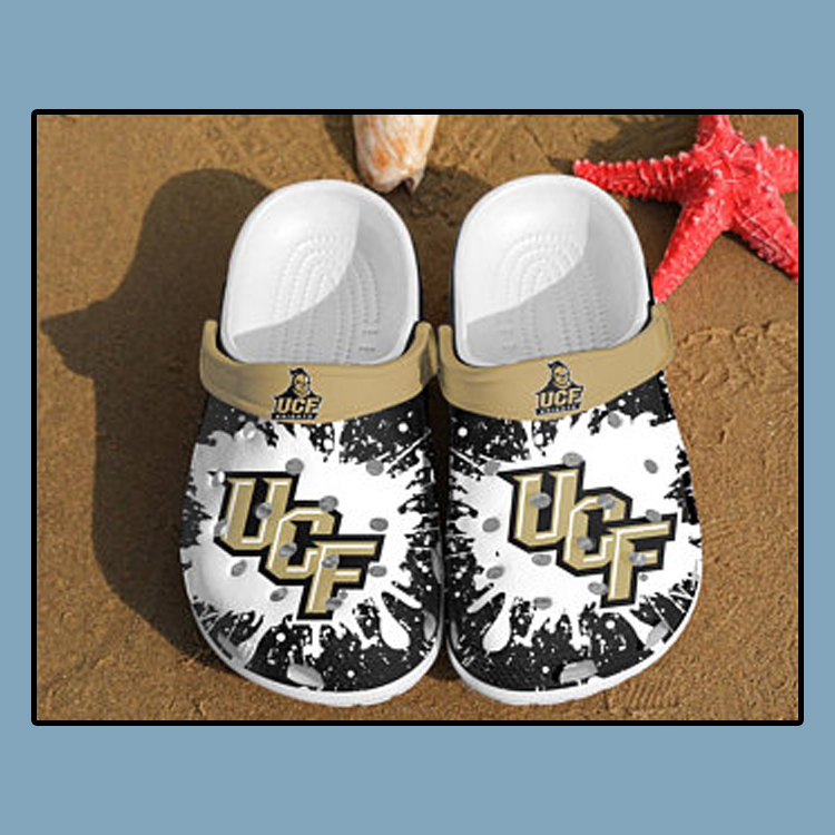 Central Florida Knights croc crocband shoes 4