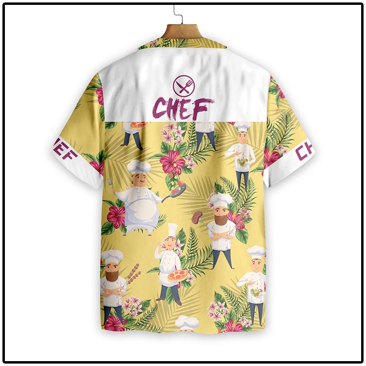Chef Hawaiian Shirt3