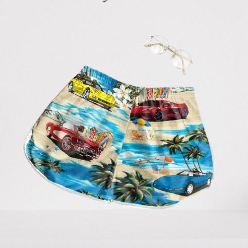 Cor Vette Hawaiian shirt and short3