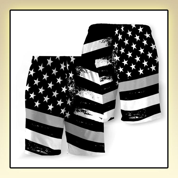 Corrections American Flag Beach Short3