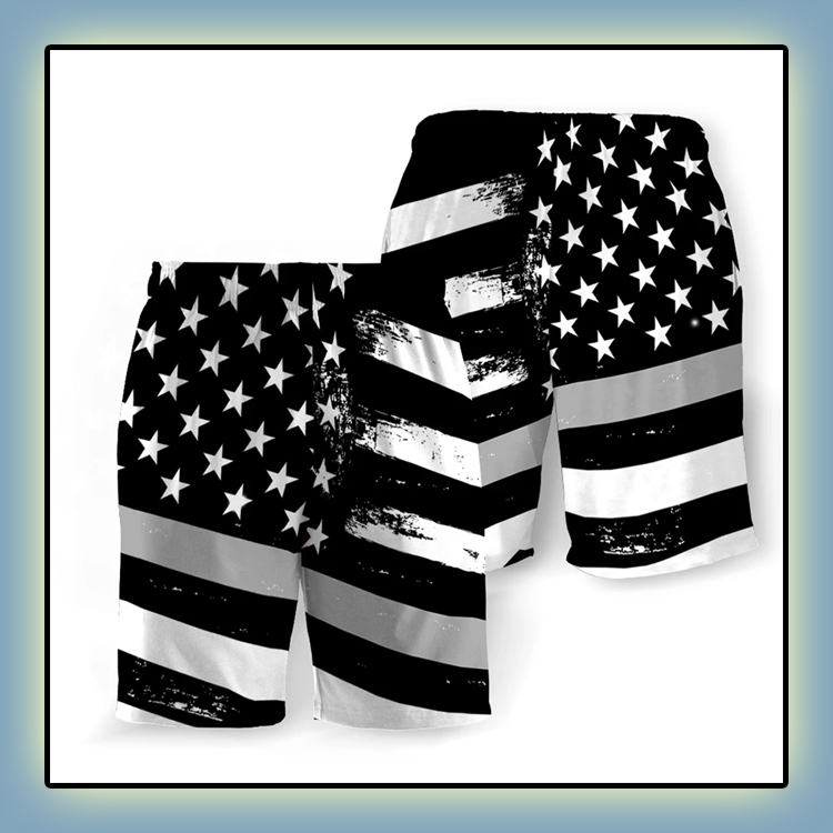 Corrections American Flag Beach Short4