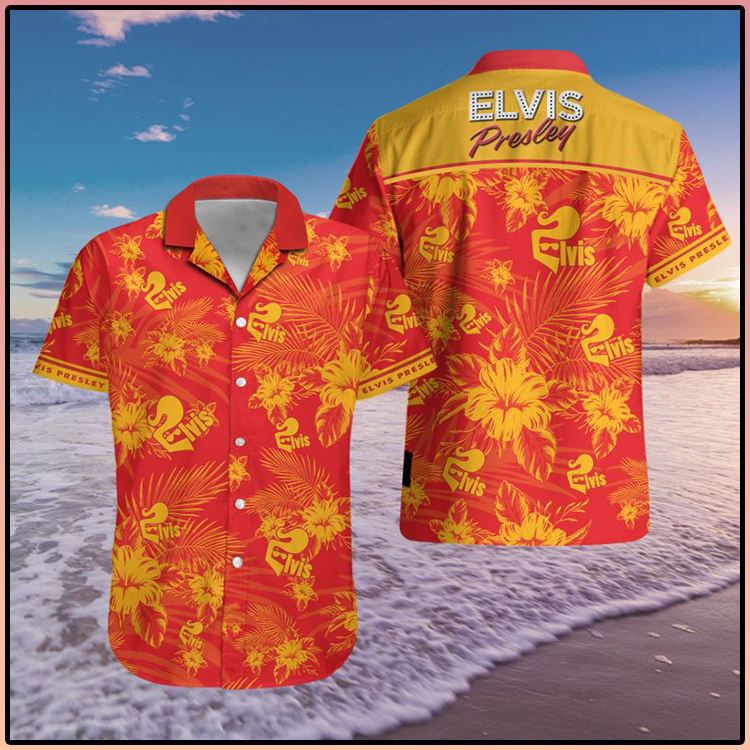 Elvis Presley Hawaiian Shirt7 1