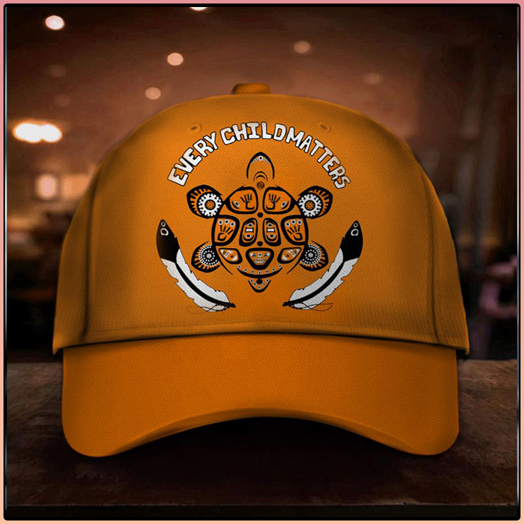 Every Child Matters Hat Orange 3