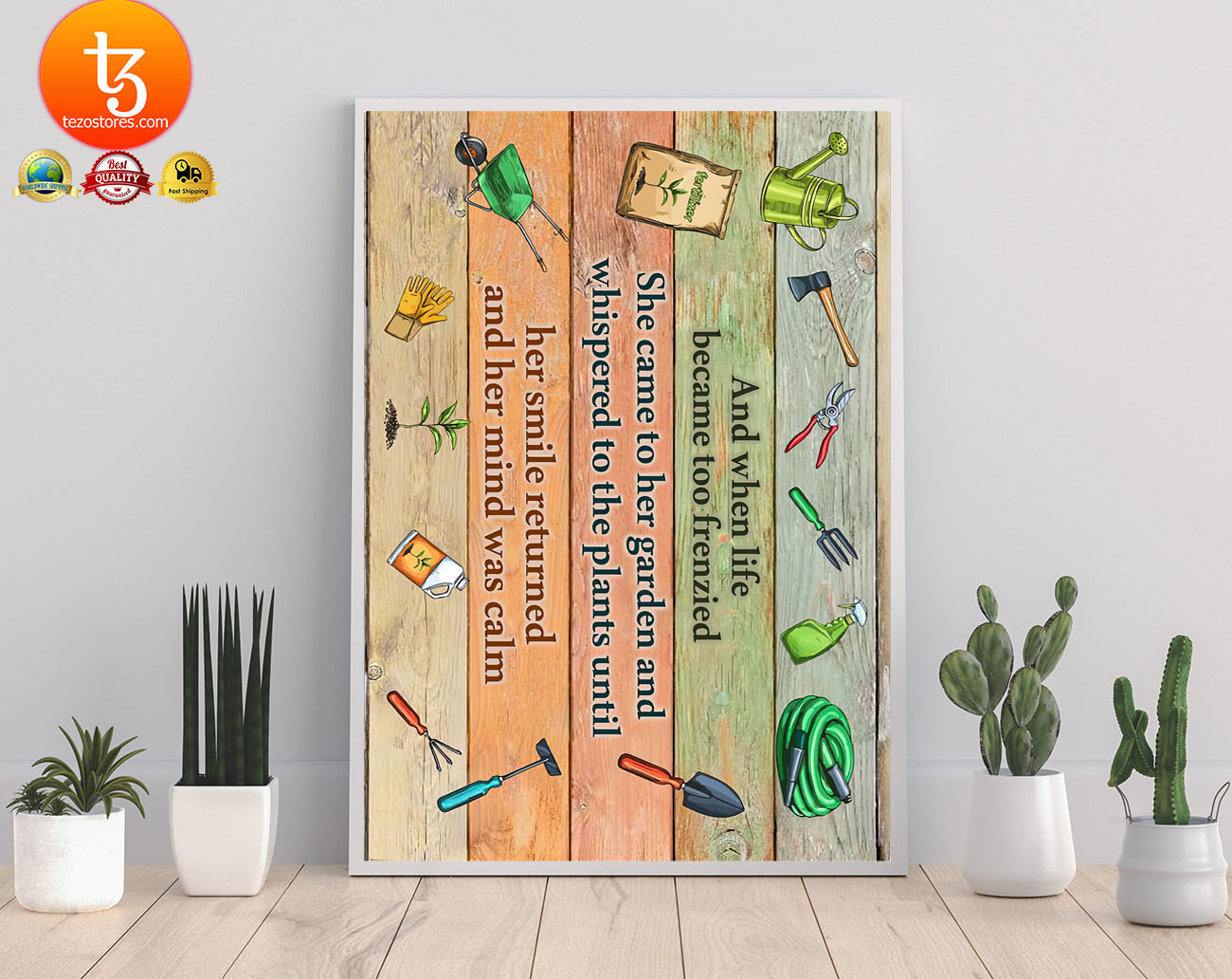 Garden-And-when-life-became-too-frenzied-poster-22