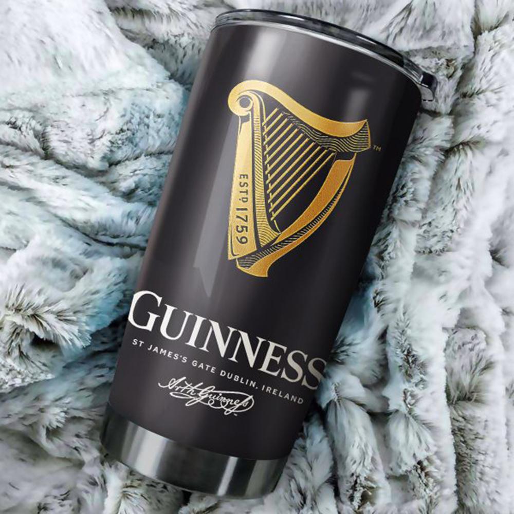 Guinness BEER 3D Custom – TUMBLER CUP1