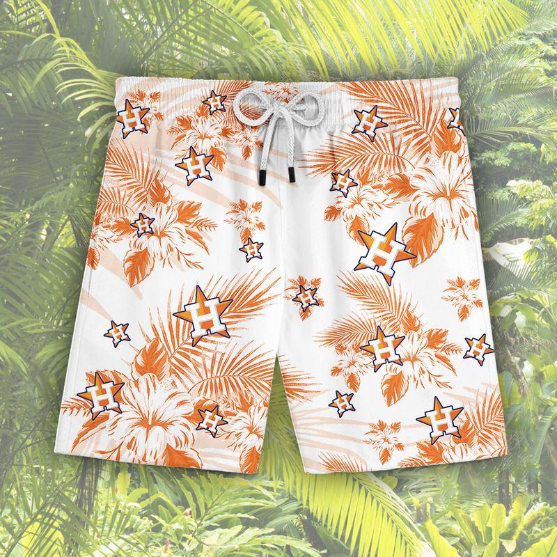 Houston Astros Hawaiian Shorts
