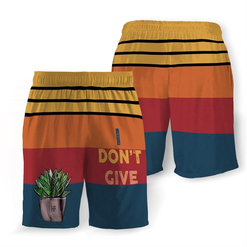 I dont Give Beach Short