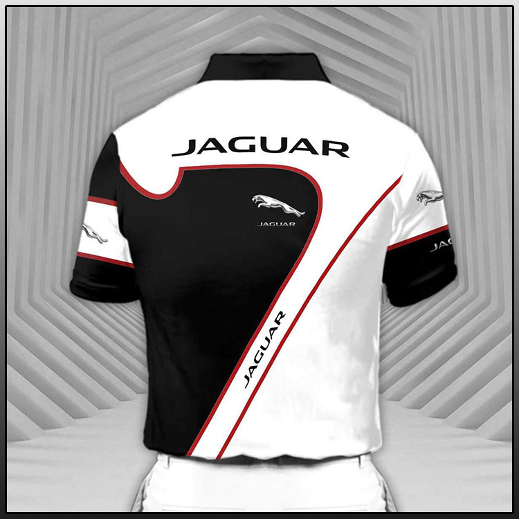 Jaguar Short Sleeve Polo Shirt6