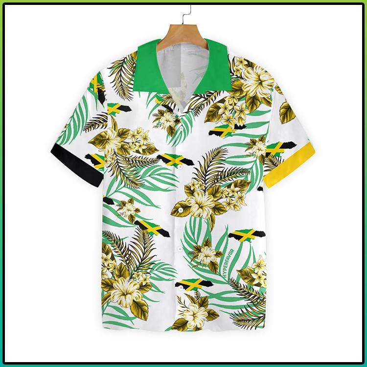 Jamaica Proud Hawaiian Shirt4 1