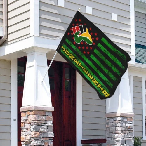 Juneteenth African American Flag3