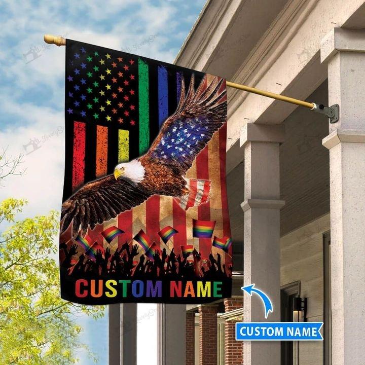 LGBT Custom Name Flag2