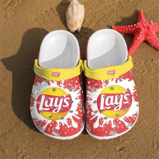 Lays Chips croc crocband shoes