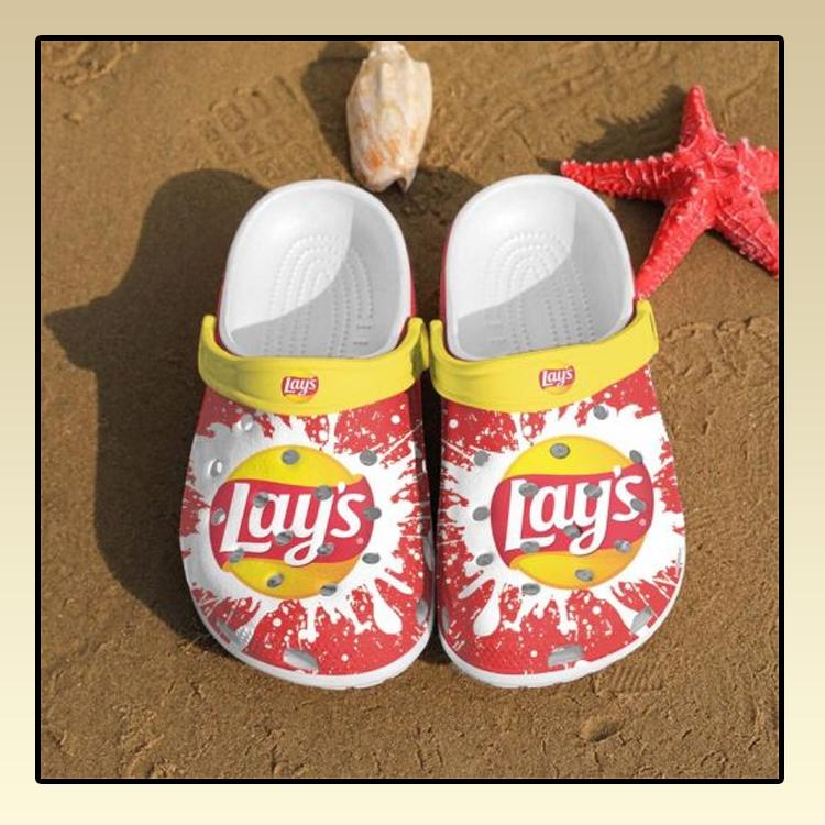 Lays Chips croc crocband shoes3