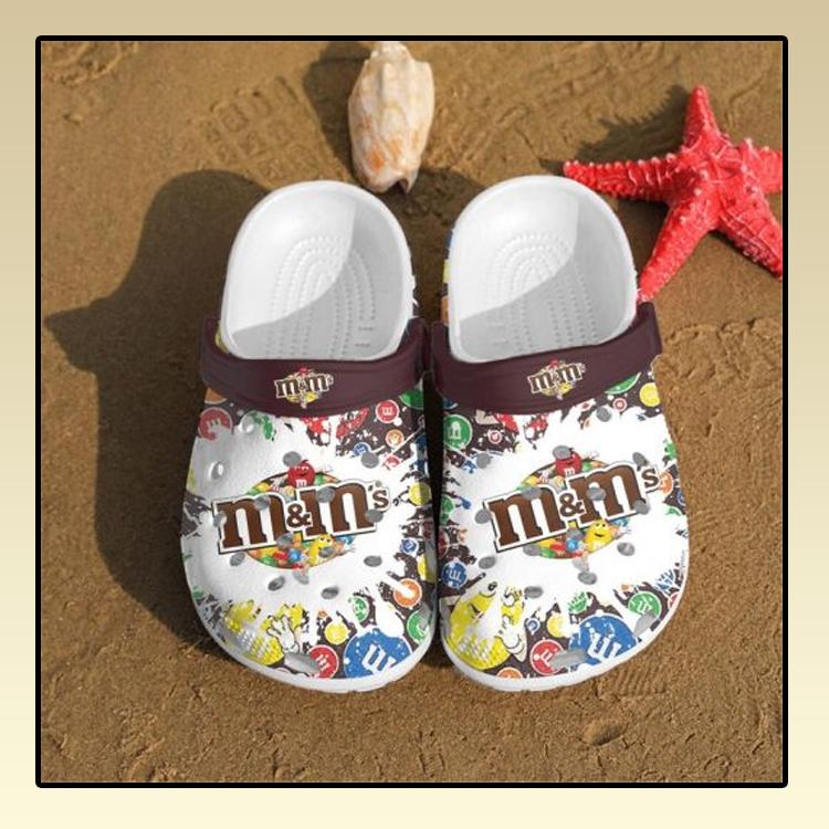 M And M croc crocband shoes2 1