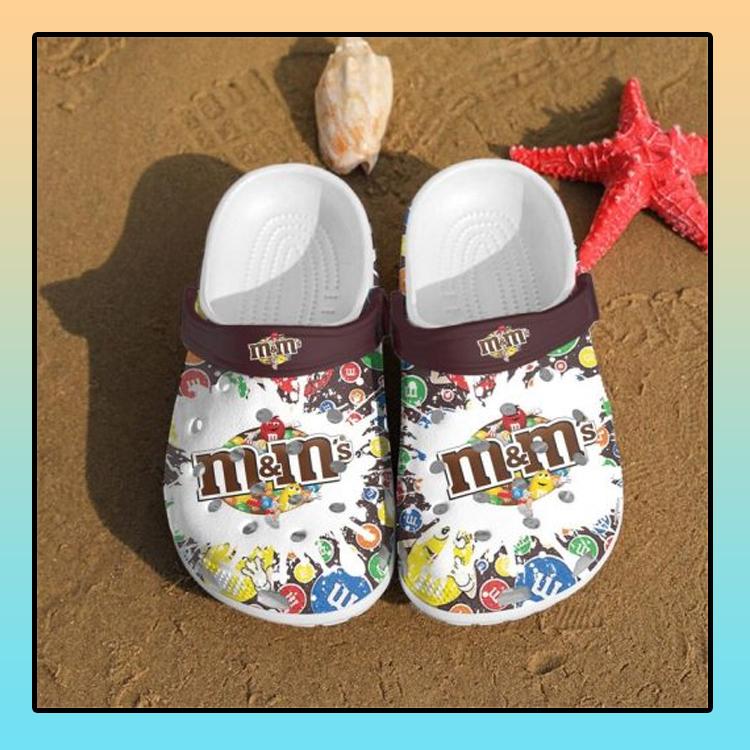 M And M croc crocband shoes4 1